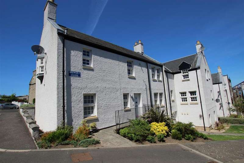 2 Bedrooms Flat for sale in Brewery Close, South Queensferry