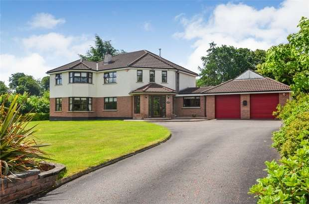 4 Bedrooms Detached House for sale in Ballynorthland Park, Dungannon, County Tyrone