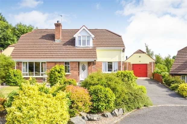 4 Bedrooms Detached House for sale in The Poplars, Donaghcloney, Craigavon, County Armagh