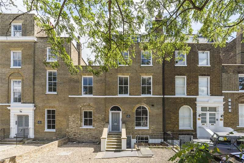 3 Bedrooms Flat for sale in Clapham Road, London, SW9