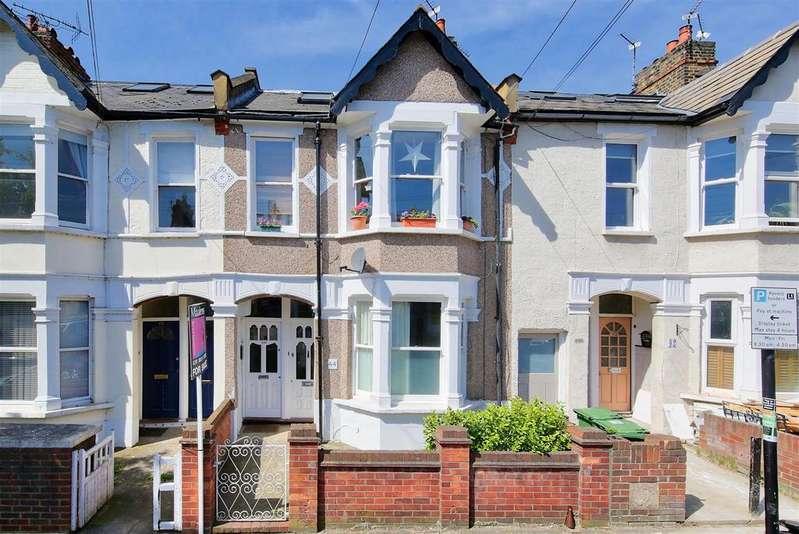 2 Bedrooms Maisonette Flat for sale in Duntshill Road, London