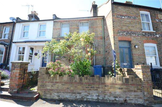 2 Bedrooms Terraced House for sale in Oxford Road, Windsor, Berkshire