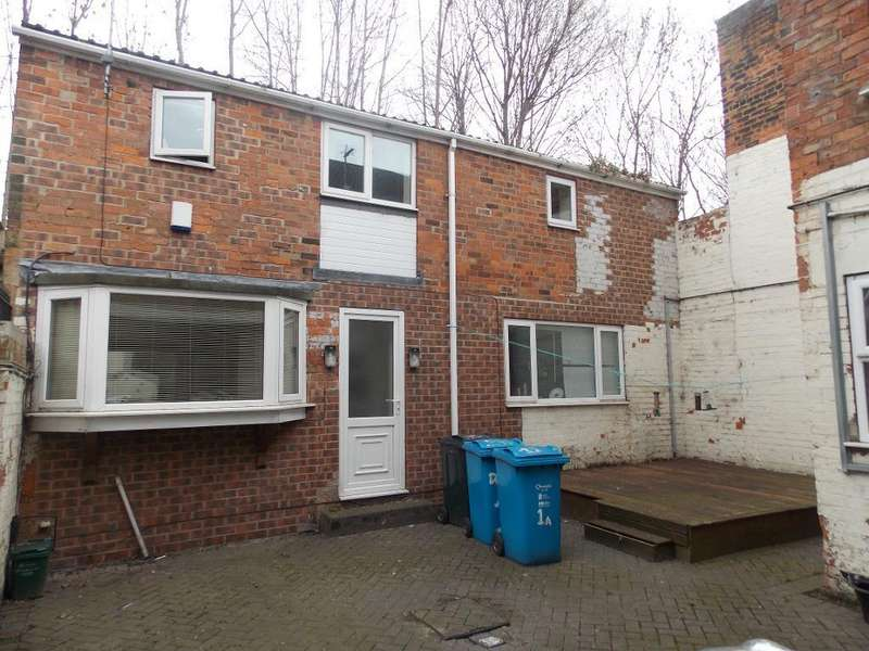 8 Bedrooms Terraced House for sale in De Grey Street, Kingston Upon Hull, HU5 2RY