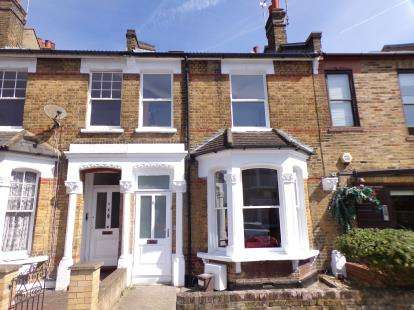 2 Bedrooms Terraced House for sale in Percy Road, London