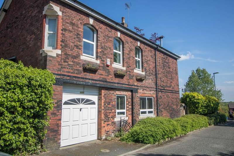 4 Bedrooms Link Detached House for sale in 227 Manchester Road , Hopwood, Heywood OL10