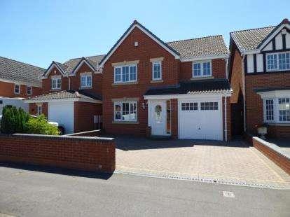 4 Bedrooms Detached House for sale in Alwin Road, Rowley Regis, West Midlands