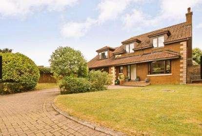 5 Bedrooms Detached House for sale in Crosslee Gardens, Brierie Hills