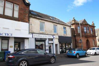 1 Bedroom Flat for sale in Bradshaw Street, Saltcoats, North Ayrshire