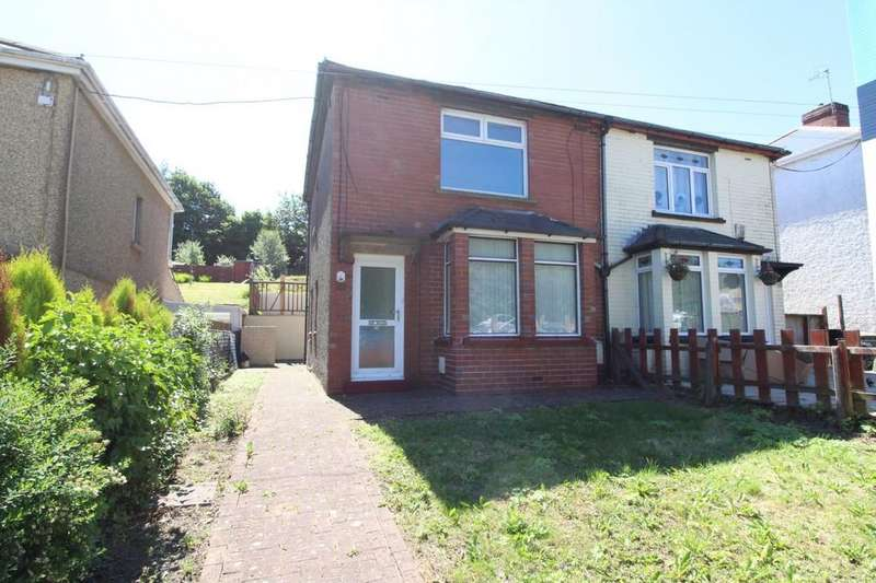3 Bedrooms Semi Detached House for sale in Pandy Road, Croespenmaen