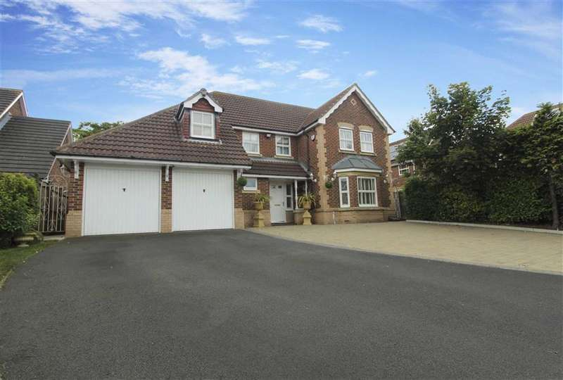 4 Bedrooms Detached House for sale in The Wynd, North Shields