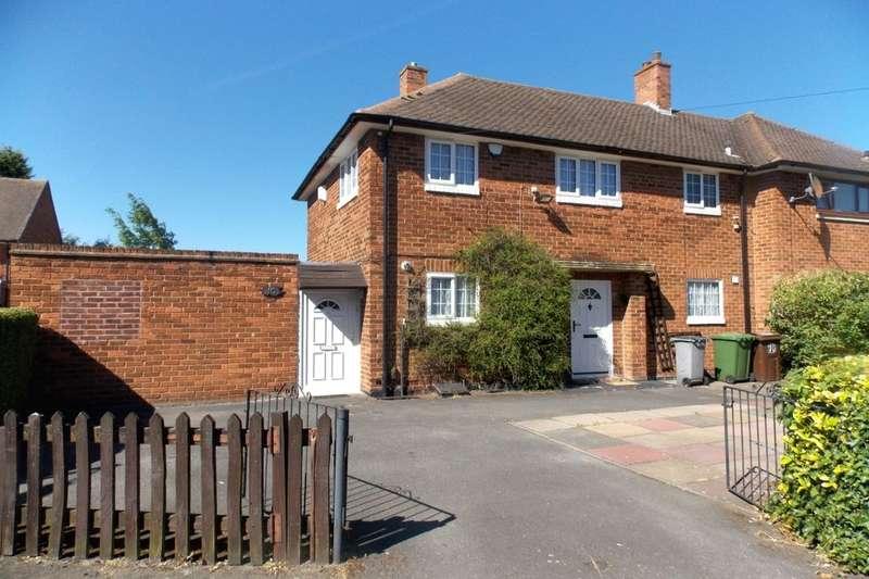 3 Bedrooms Semi Detached House for sale in Silver Birch Road, Kingshurst, Birmingham, B37