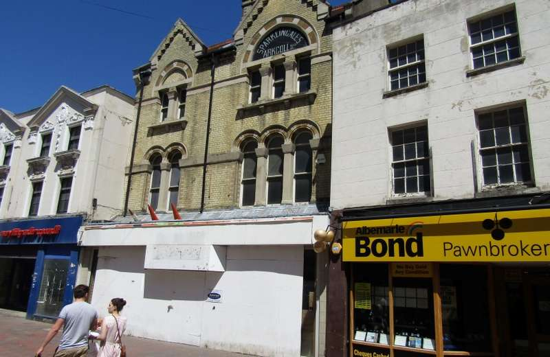 14 Bedrooms Commercial Development for sale in High Street, Chatham, Kent, ME4 4BA