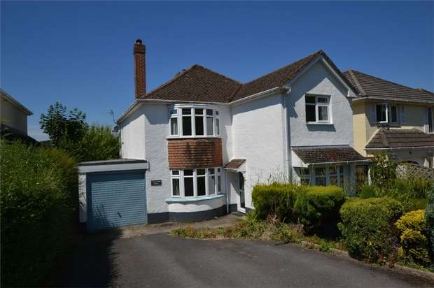5 Bedrooms Detached House for sale in Chestwood, Bishops Tawton, Barnstaple, Devon