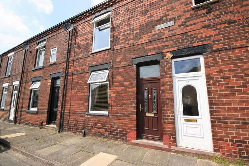 2 Bedrooms Terraced House for sale in Duke Street, Goose Green, Wigan, WN3 6QX
