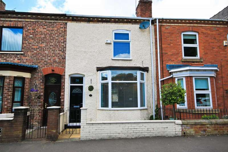 3 Bedrooms Terraced House for sale in Mitchell Street, Newtown, Wigan, WN5 9BY