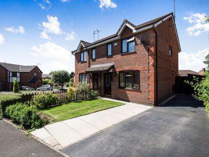 3 Bedrooms Semi Detached House for sale in The Witcheries, Worsley, Manchester, Greater Manchester