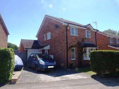 4 Bedrooms Detached House for sale in Stonegate, Bancroft, Milton Keynes, Buckinghamshire