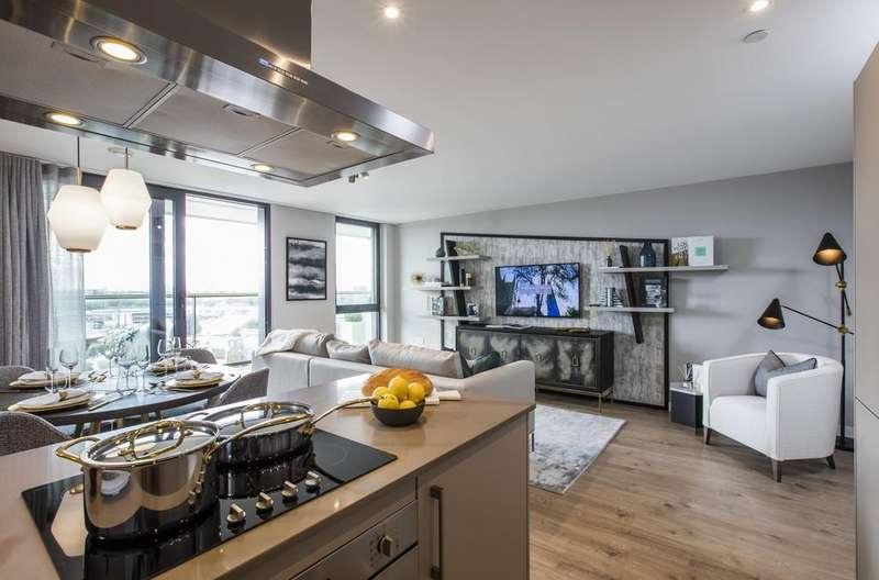 3 Bedrooms Apartment Flat for sale in Bermondsey Works, Bermondsey
