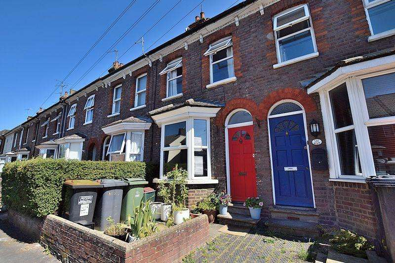 2 Bedrooms Terraced House for sale in Union Street, Central Dunstable