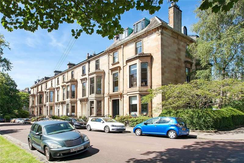 6 Bedrooms House for sale in Westbourne Gardens, Hyndland, Glasgow