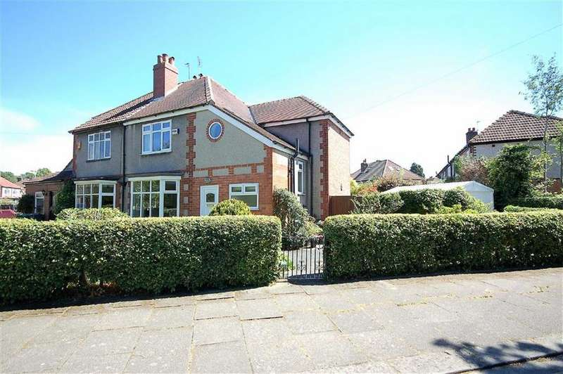 3 Bedrooms Semi Detached House for sale in Dalston Drive, Didsbury Village, Manchester, M20