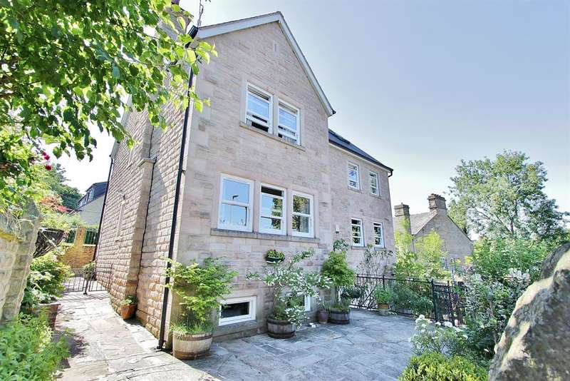 5 Bedrooms Detached House for sale in School Lane, Dronfield, S18 1RY