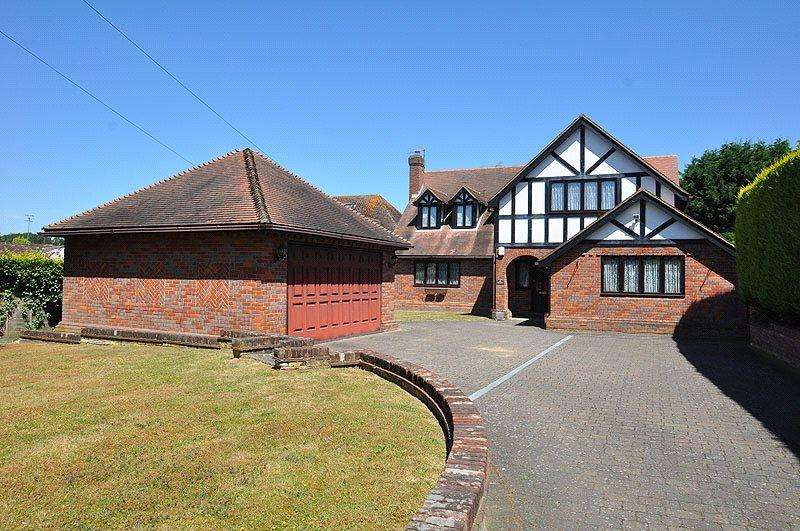 4 Bedrooms Detached House for sale in Mount Pleasant Lane, Bricket Wood, St. Albans, Hertfordshire