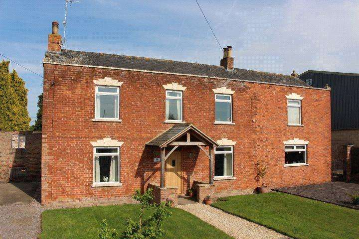 4 Bedrooms Unique Property for sale in Epney, Saul, Gloucester, Gloucestershire, GL2