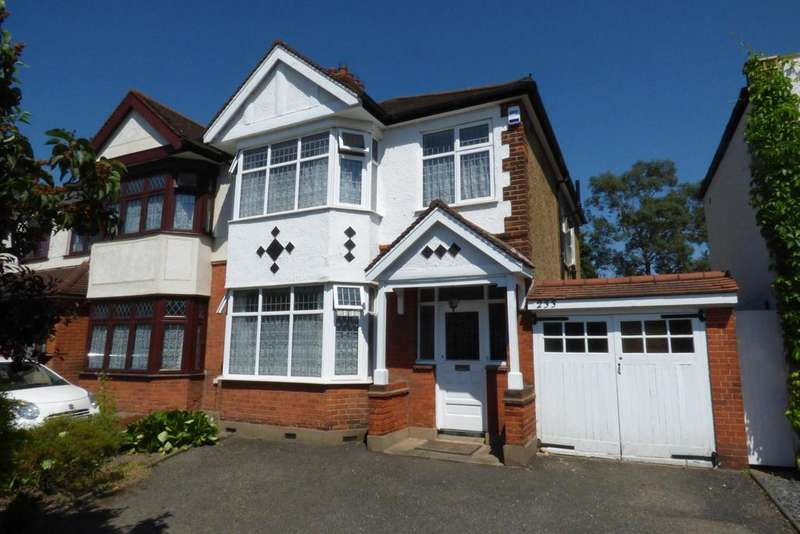 3 Bedrooms Semi Detached House for sale in Corbets Tey Road, Upminster RM14