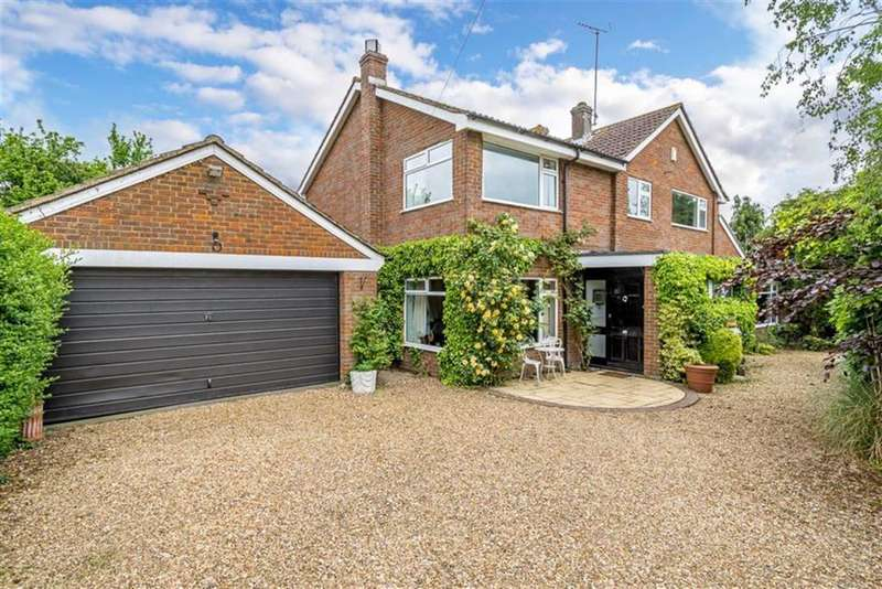 4 Bedrooms Detached House for sale in Gaddesden Turn, Great Billington