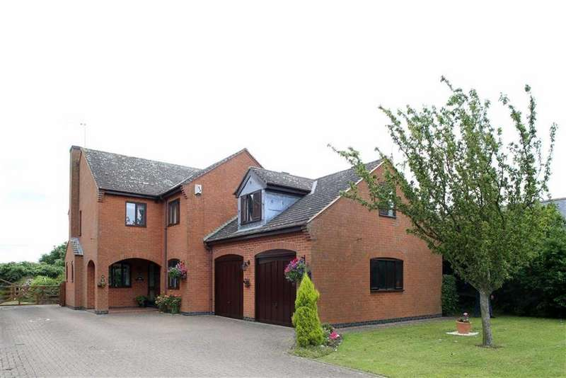 5 Bedrooms Equestrian Facility Character Property for sale in Gables Court, Frolesworth, Leicestershire