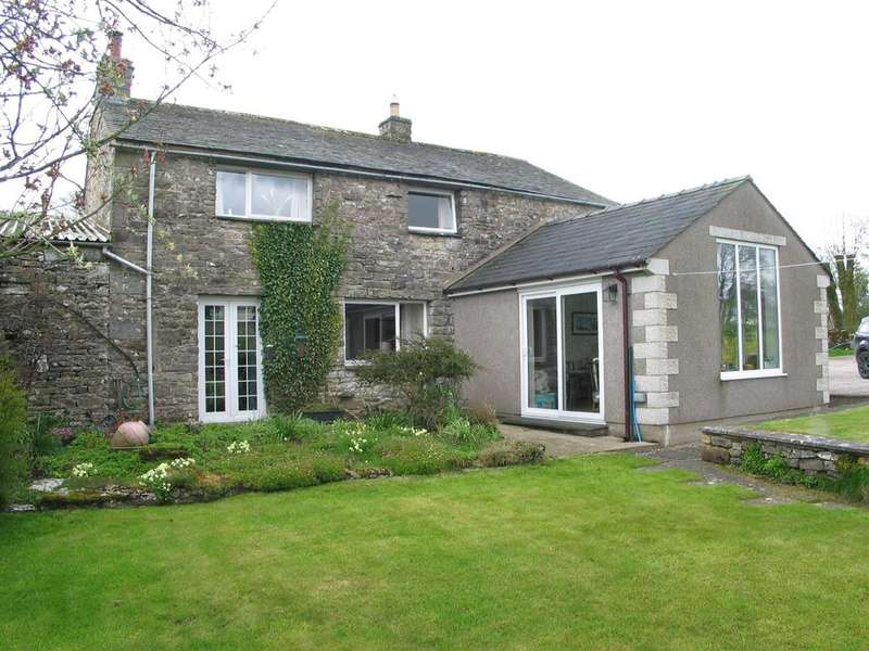 4 Bedrooms Smallholding Commercial for sale in Hollow Green Farm, Raisbeck, Penrith, Cumbria, CA10 3SG