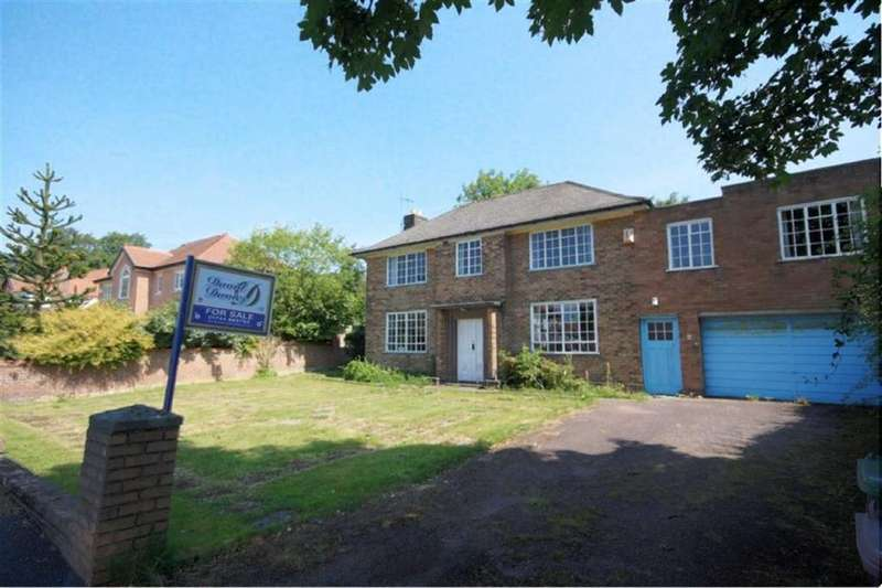 4 Bedrooms Detached House for sale in Brooklands Road, Eccleston, St Helens, WA10