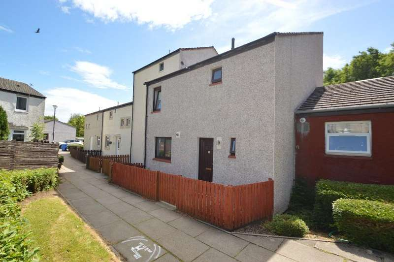 4 Bedrooms Terraced House for sale in Drummuir Foot, Girdle Toll, Irvine, North Ayrshire, KA11 1NW