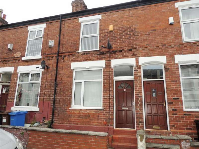 2 Bedrooms Terraced House for sale in Freemantle Street, Edgeley, Stockport