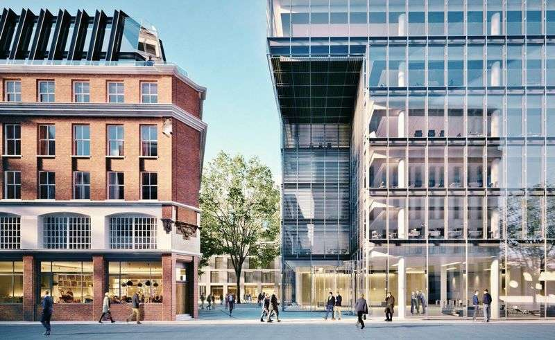 1 Bedroom Property for sale in Vicary House, Barts Square The City