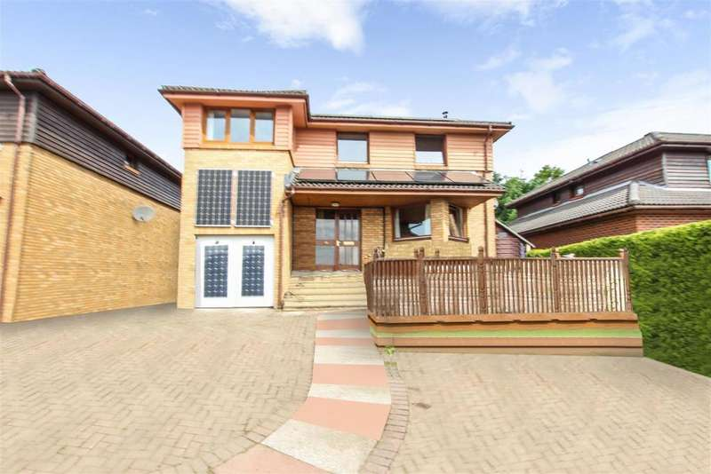 6 Bedrooms Detached House for sale in Player Green, Livingston, West Lothian