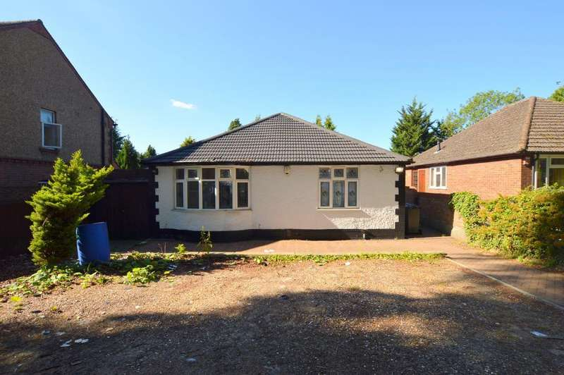 4 Bedrooms Detached Bungalow for sale in Dunstable Road, Luton, LU4 8SE