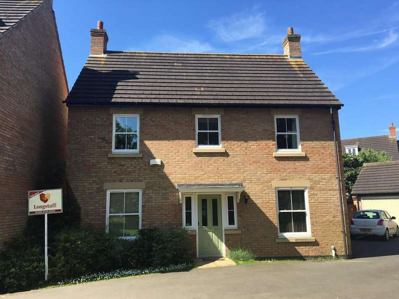 4 Bedrooms Detached House for sale in Windle Drive, Bourne