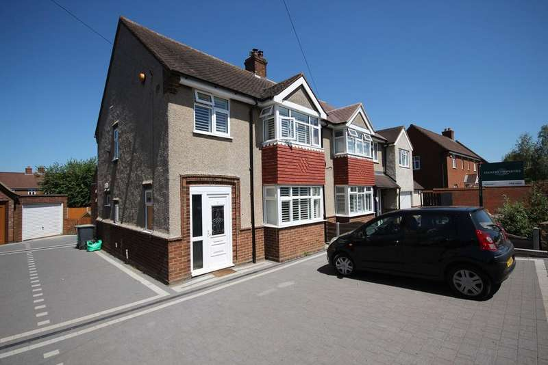 3 Bedrooms Semi Detached House for sale in Shefford Road, Clifton, SG17