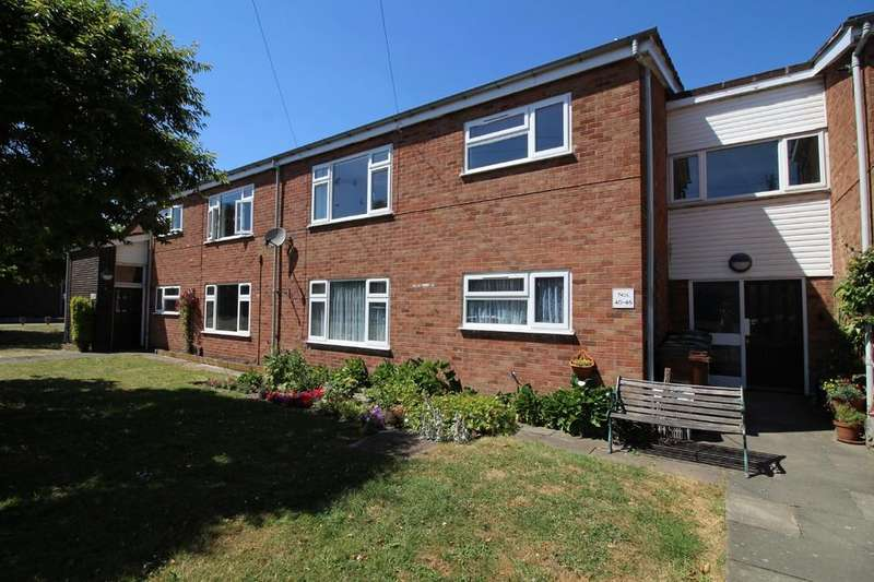 1 Bedroom Flat for sale in Pevensey Road, Loughborough