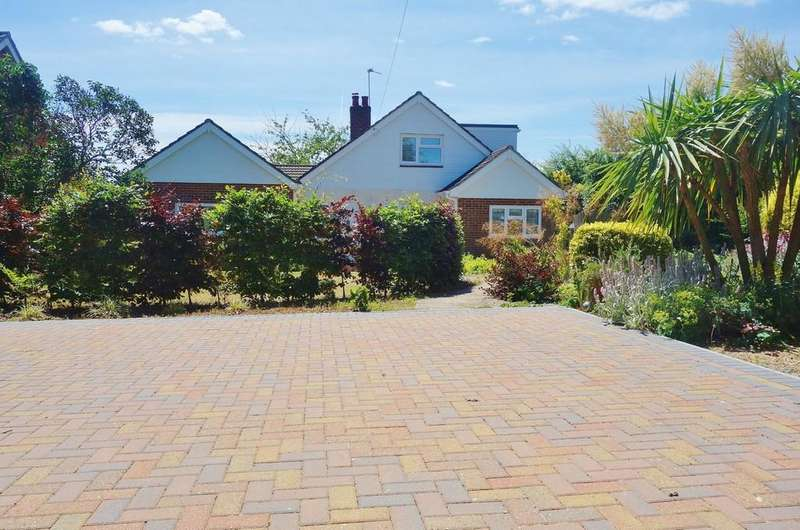 3 Bedrooms Detached House for sale in West Street, Titchfield