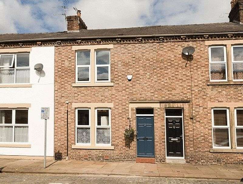 3 Bedrooms Property for sale in Orfeur Street, Carlisle