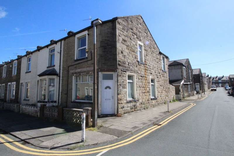 3 Bedrooms Terraced House for sale in Kyan Street, Burnley, BB10