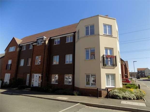 2 Bedrooms Flat for sale in Fieldfare, Leighton Buzzard, Bedfordshire
