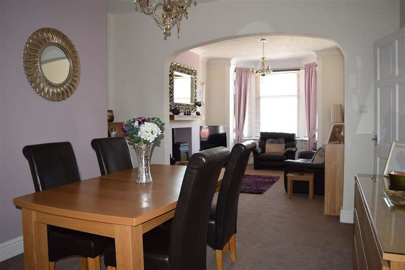 3 Bedrooms Terraced House for sale in Mandle Terrace, Maryport