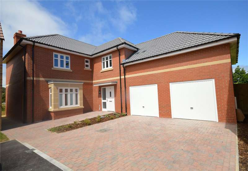 5 Bedrooms Detached House for sale in Tayberry Close, East Stoke, Stoke-Sub-Hamdon, Somerset, TA14