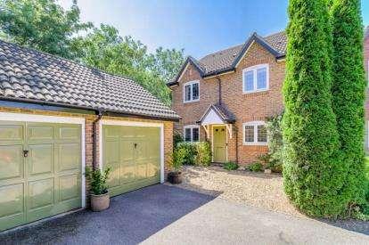 4 Bedrooms Detached House for sale in Prentice Grove, Shenley Brook End, Milton Keynes