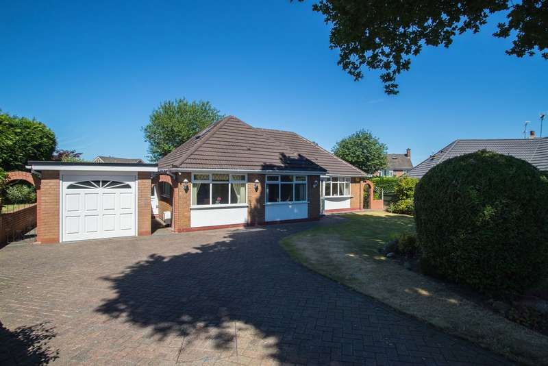 4 Bedrooms Detached Bungalow for sale in Grovemount, Davenham