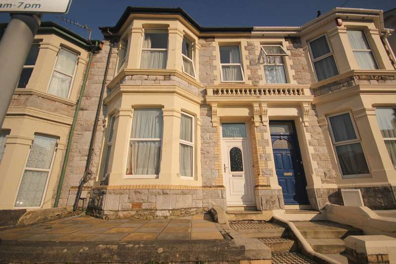 5 Bedrooms Terraced House for sale in Derry Avenue PL4
